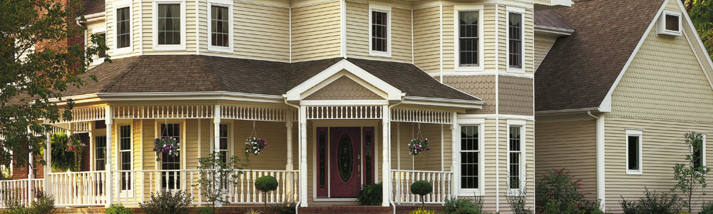 Learn why selection, quality, prices and commitment to satisfaction is important when selecting new home siding