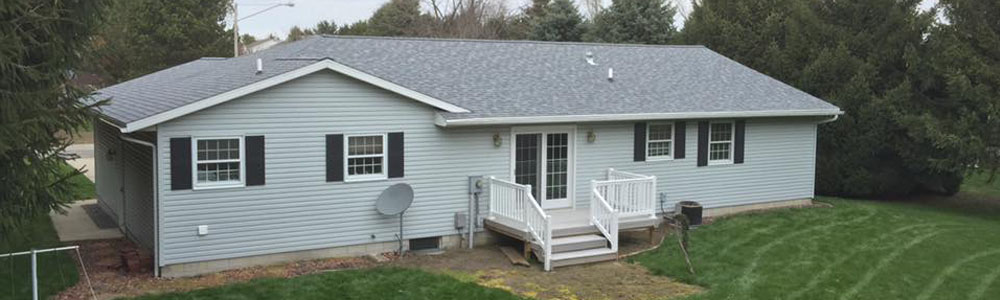 Trust Starkweather and Sons Roofing and Siding to handle roofing needs